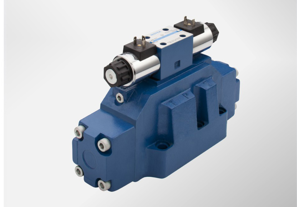 Electro-hydraulic directional control valve Manufacturer in China ...
