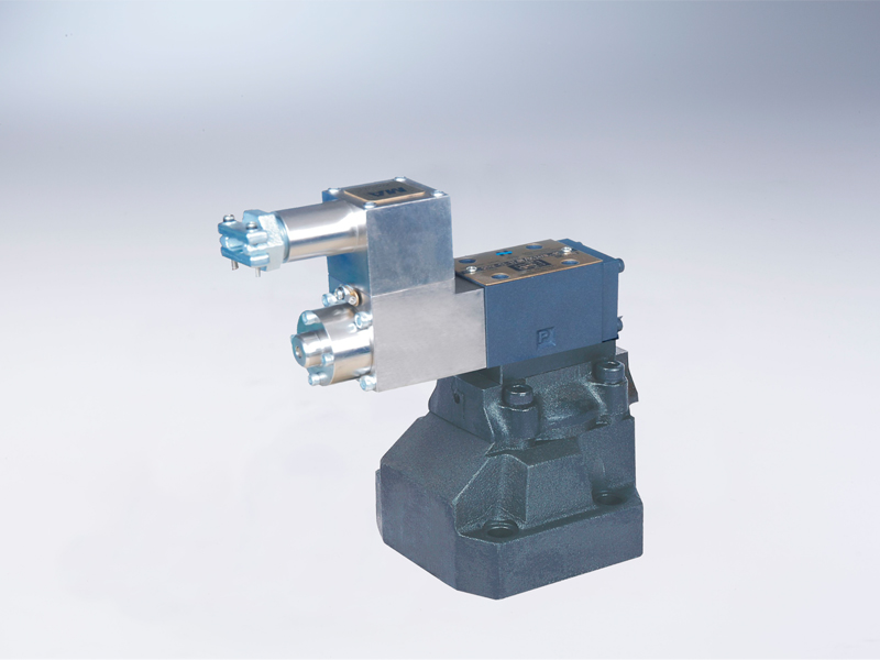 Explosion isolation solenoid check valve