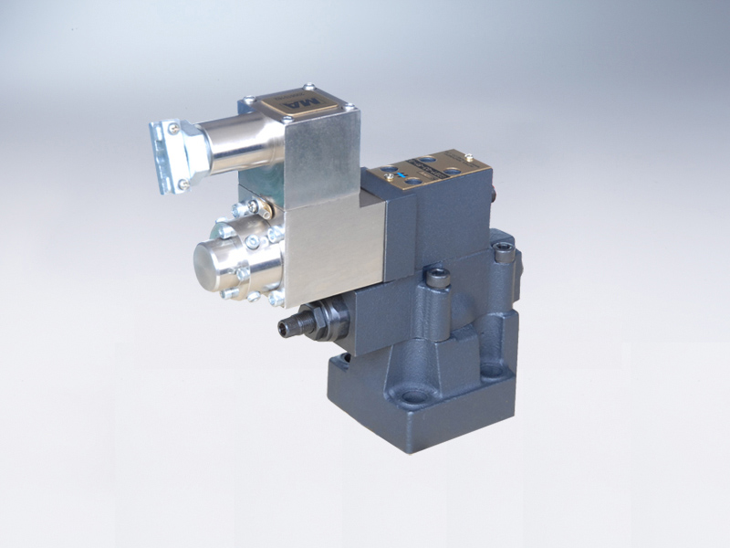 Explosion isolation  proportional pilot-operated pressure-relief valve GDBY