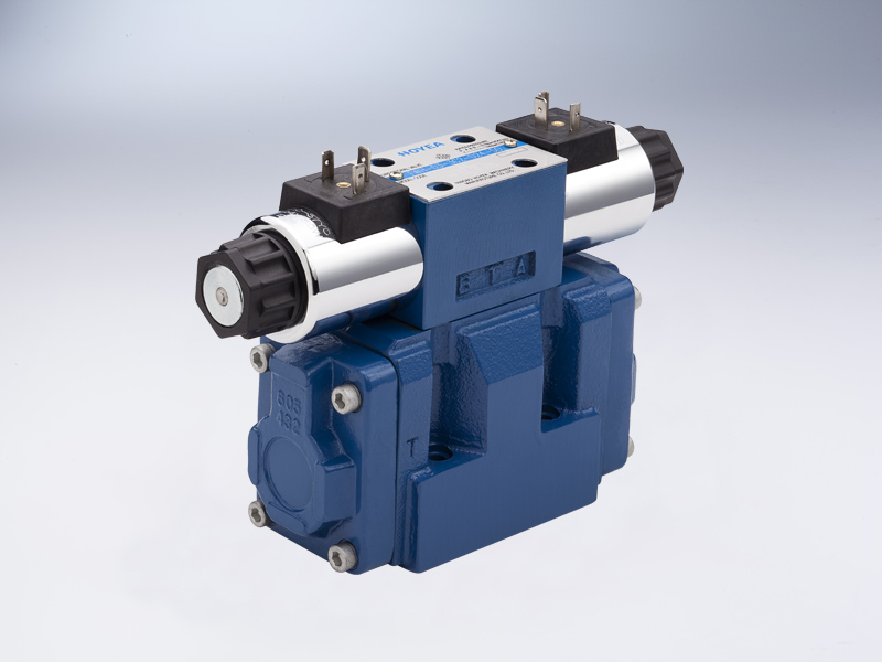 Electro-hydraulic directional control valve