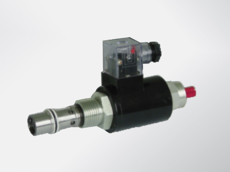 Proportional screw-in cartridge flow control valve