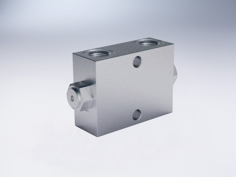 Double pilot operated check valve Type A